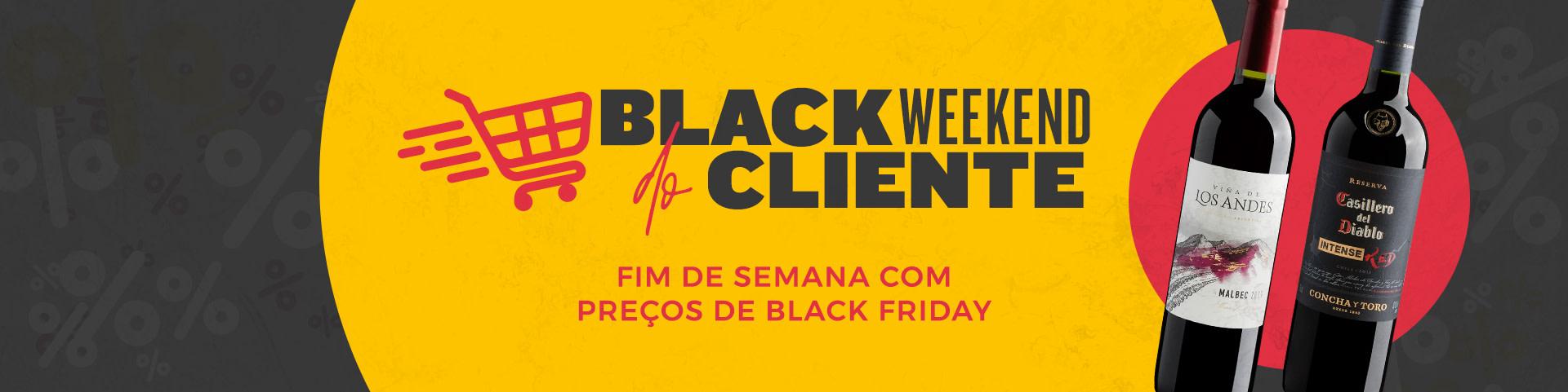 Campanha Black Weekend Cliente
