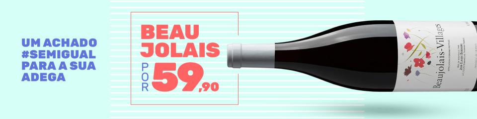 Campanha Lancamento Beaujolais